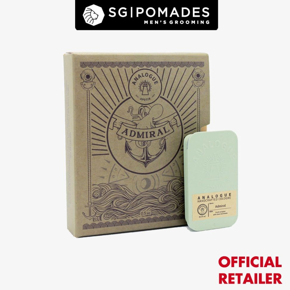analogue apotik admiral solid cologne best perfume for men