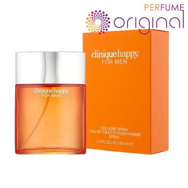 clinique happy for men cologne spray best perfumes for men