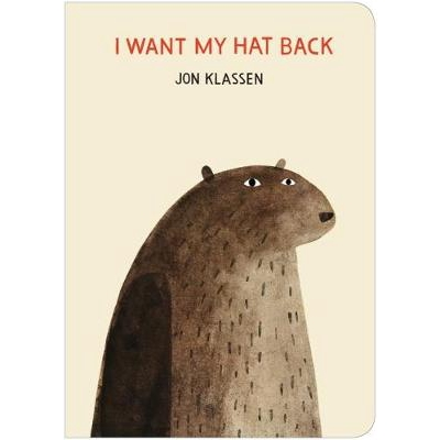 best children's book storybook for kids i want my hat back bear