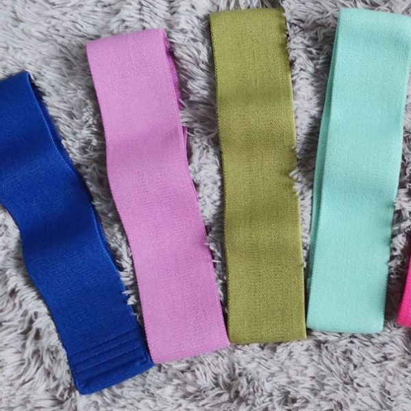 resistance bands strength training