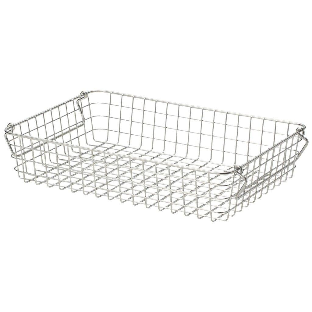 muji stainless steel basket muji style home