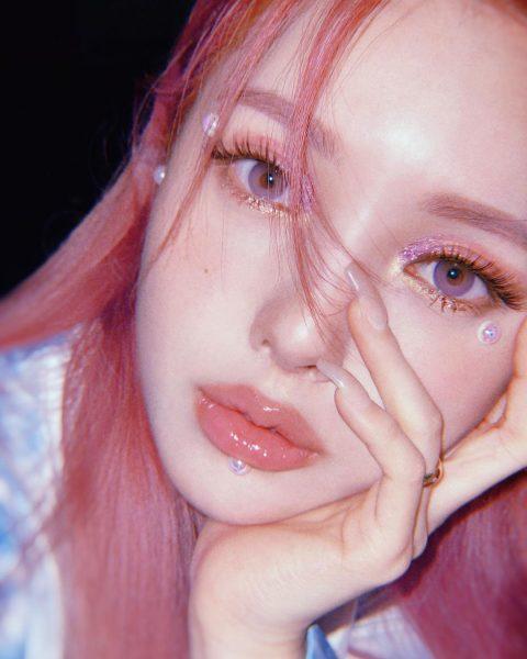 pony korean makeup artist korean makeup trends 2021 dewy lips