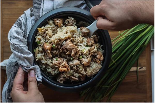 easy 3-course home-cooked meal recipe mains takikomi gohan