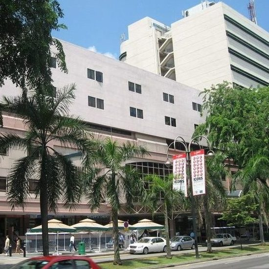 tanglin shopping centre historical places singapore