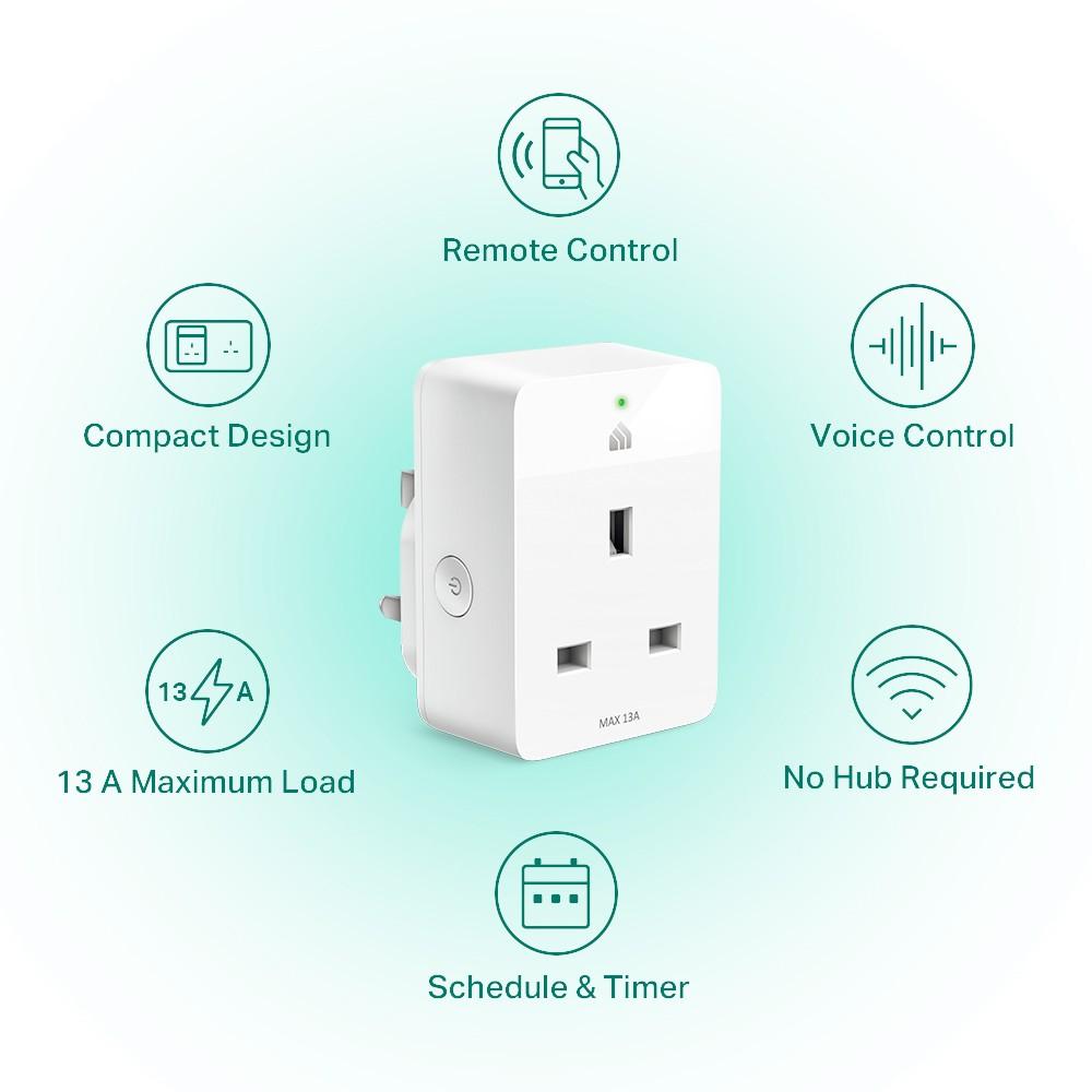 smart home devices tplink smart plug wifi