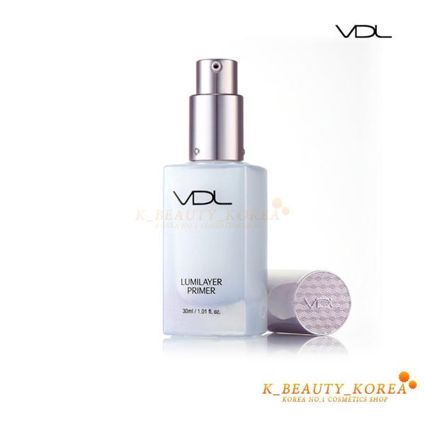 how to get glowing skin vdl lumilayer primer reflective pigments dewy