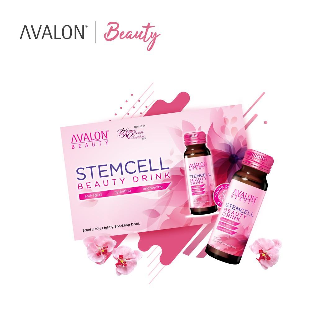 Best collagen drinks AVALON Stemcell Beauty Drink