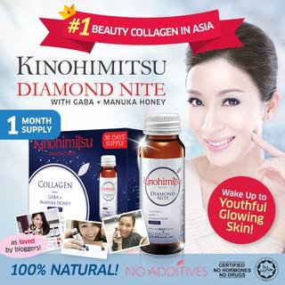 Best collagen drinks Kinohimitsu Diamond Nite