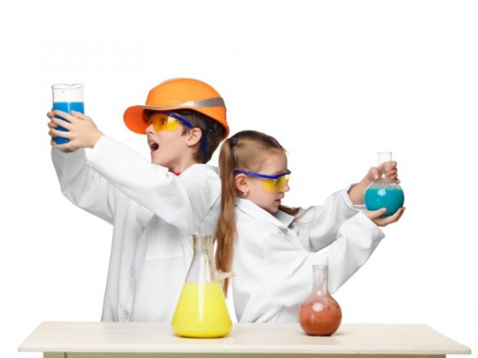 science experiments for kids feature image