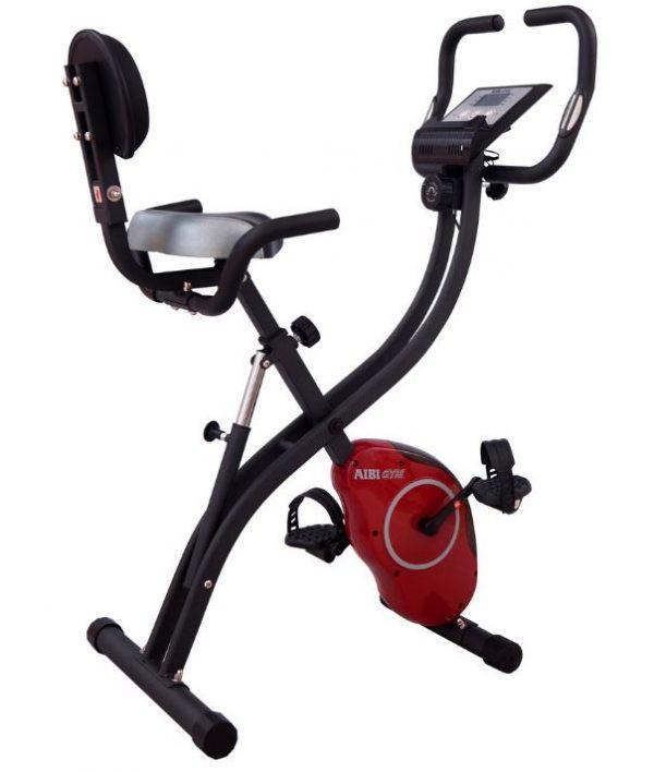 aibi foldable upright recumbent bike spinning bikes singapore