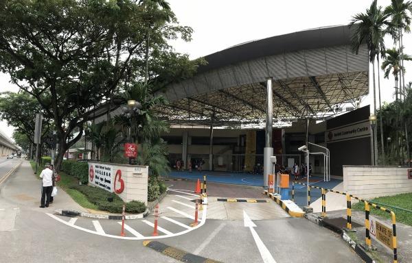 bedok cc indoor basketball courts singapore