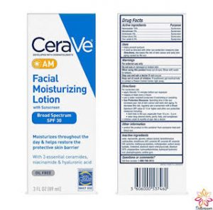 best cerave products am lotion