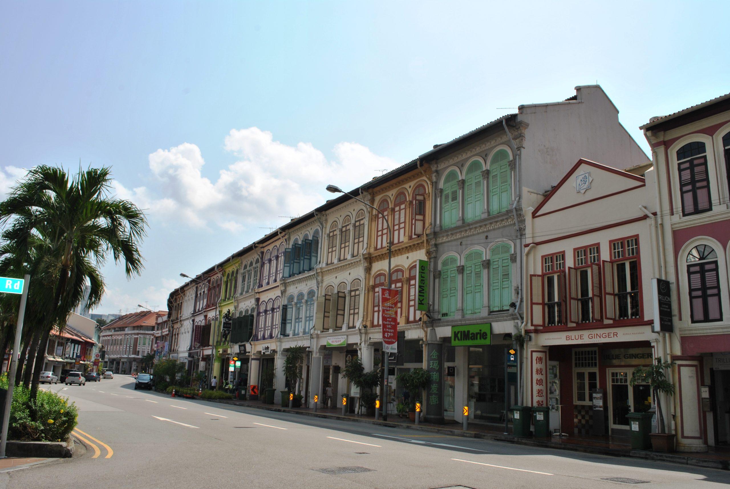 tanjong pagar shophouse best neighbourhood in singapore