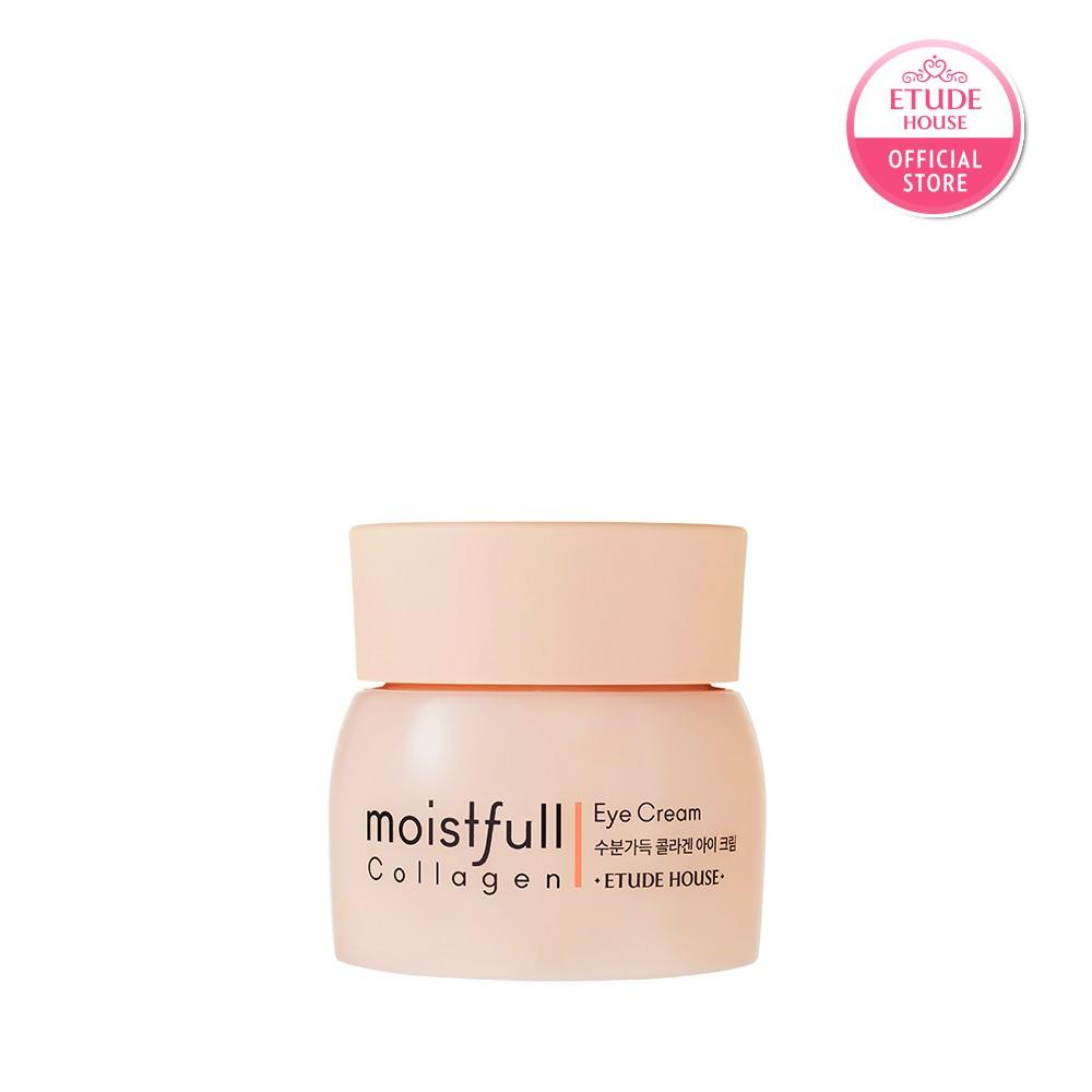 etude house moistfull collagen eye cream best korean skin care