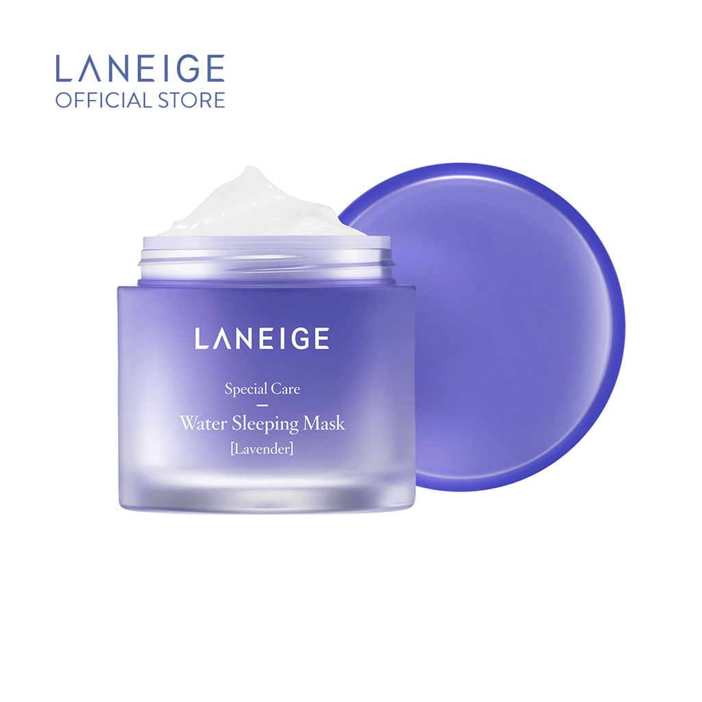 laneige sleeping mask lavender best korean skin care products
