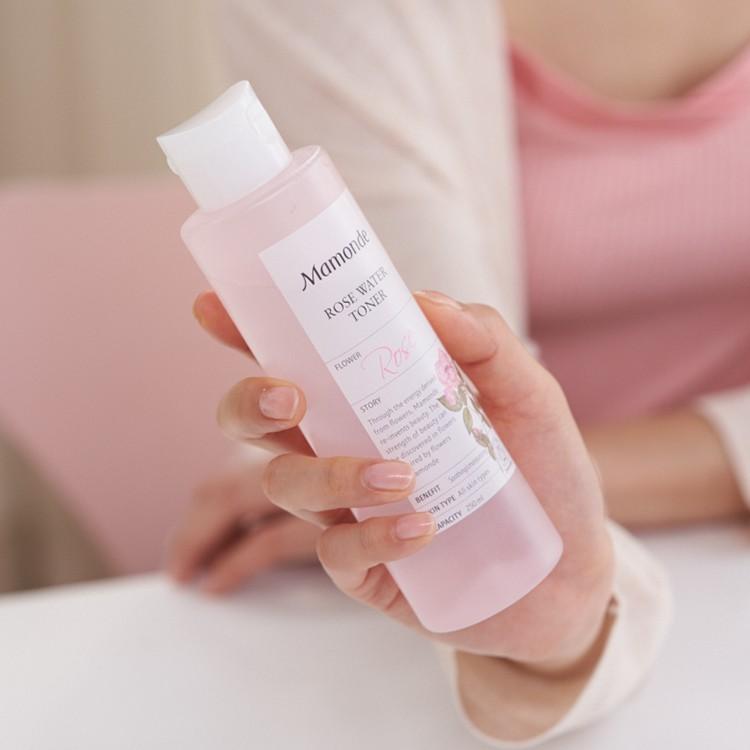mamonde flower toner best korean skin care