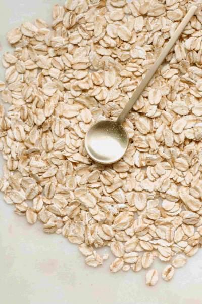 oats for oat milk recipe