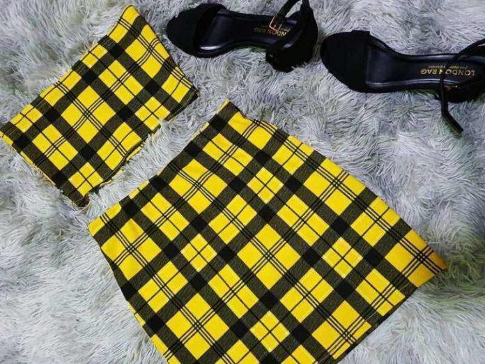midi skirt upcycling clothes