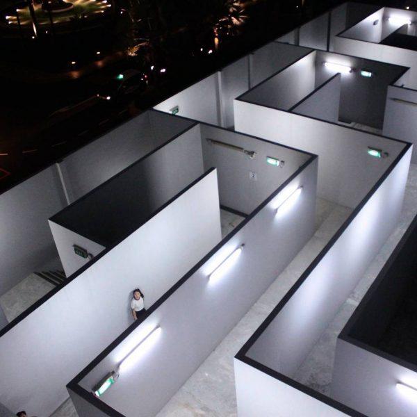 instagram worthy places singapore hidden marina square maze