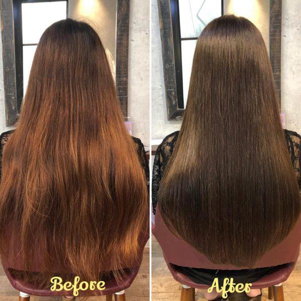 best salon hair treatments singapore rebonding damaged fukugen hair treatment