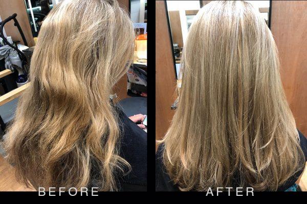 best salon hair treatments singapore the bund brazilian blowout