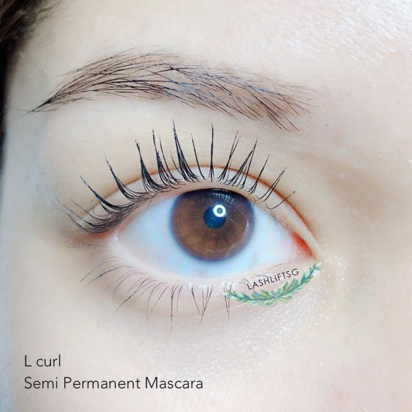 best lash lift singapore home based beauty salon semi permanent mascara