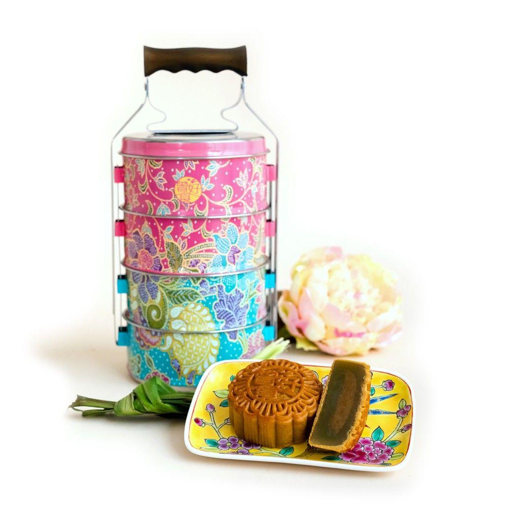 chang ho sek mooncake box design