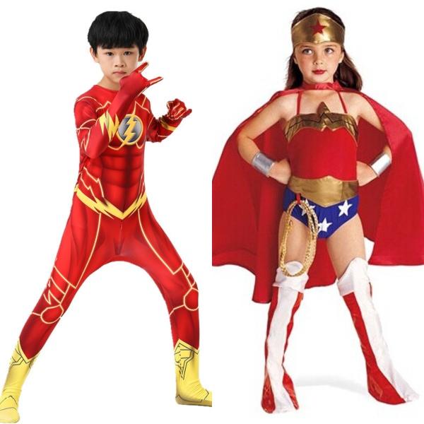 superhero kids halloween costume idea