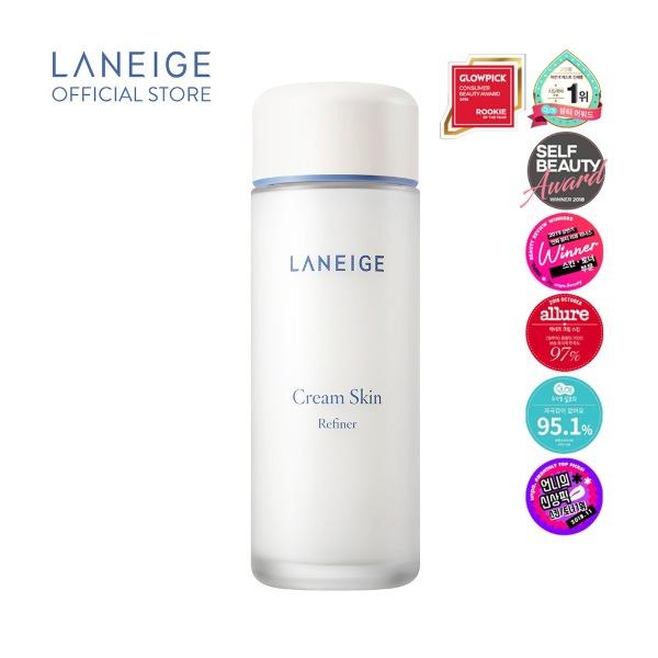best laneige product cream skin refiner toner moisturiser latest kbeauty trend