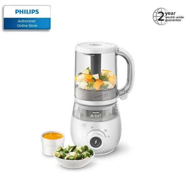 best baby food makers Philips Avent 4-In-blender flip jar