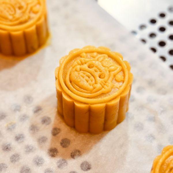 mooncake biscuit easy recipe how to make mooncake