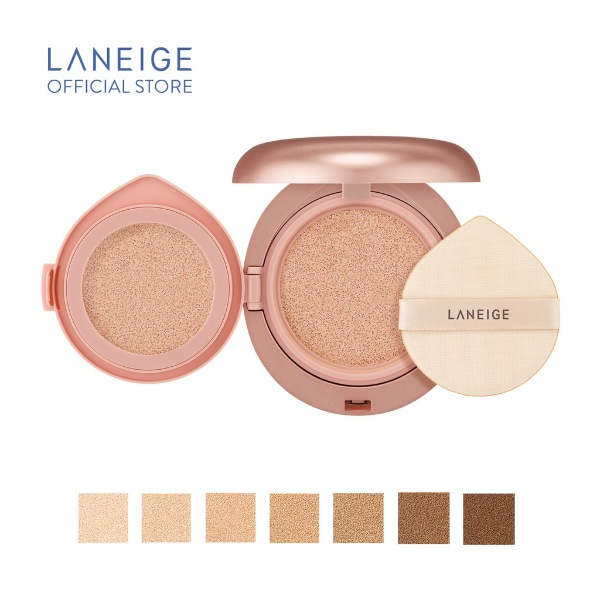 best laneige product makeup layering cover cushion concealing base multipurpose