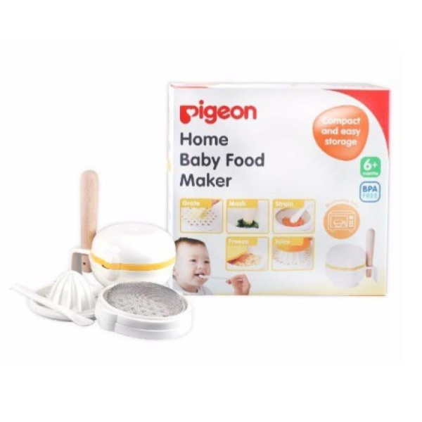 best baby food maker manual pigeon home compact portable travel friendly