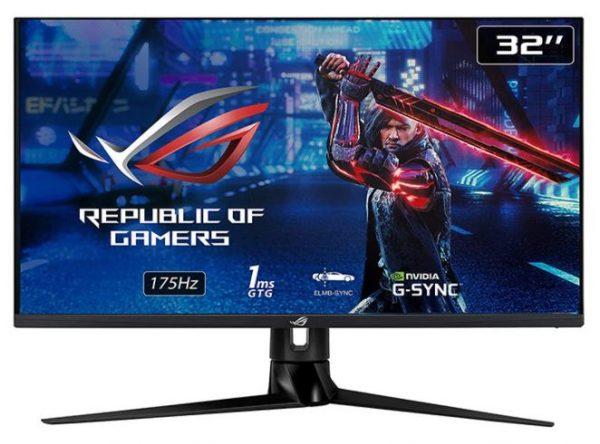 asus PG329Q gaming monitor