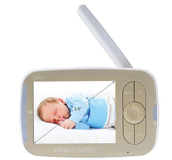 Infant Optics DXR-8 best baby monitor singapore