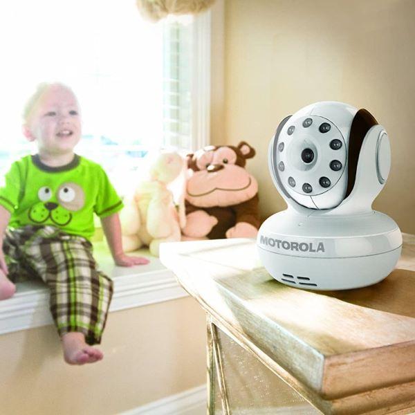 Motorola MBP33 Wireless Video Baby Monitor best singapore