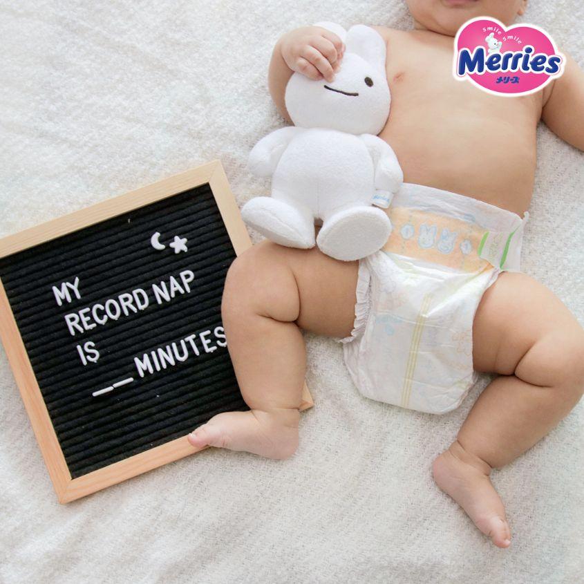 best diaper for newborn merries