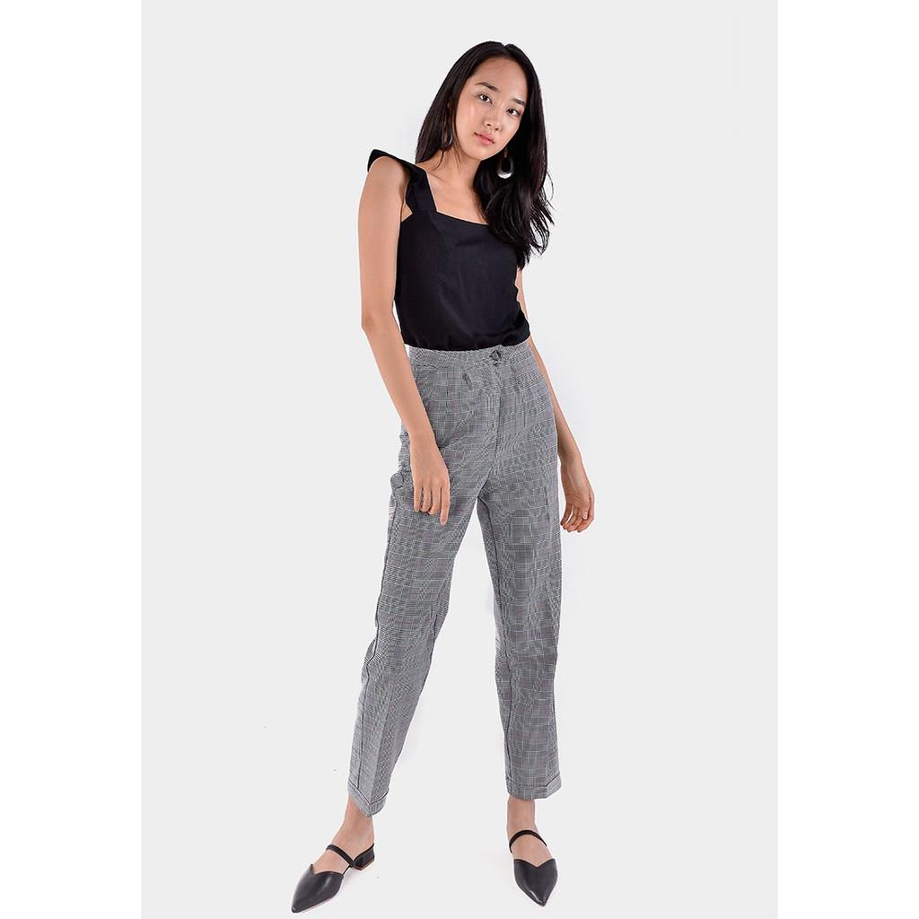 dear lyla checkered pants best blog shops singapore