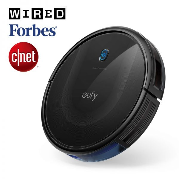 eufy by anker robovac 11s max robot vacuum cleaner black
