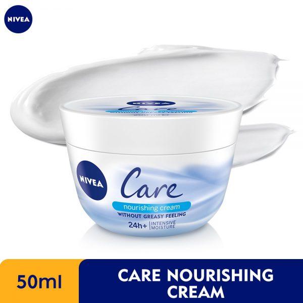 nivea body care cream