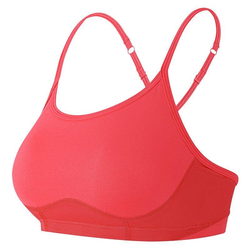 new balance high impact sports hero bra pink
