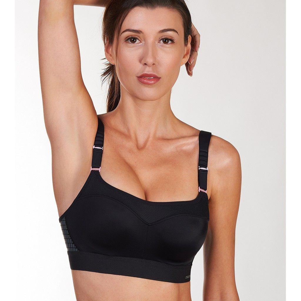 triumph padded high impact sports bra