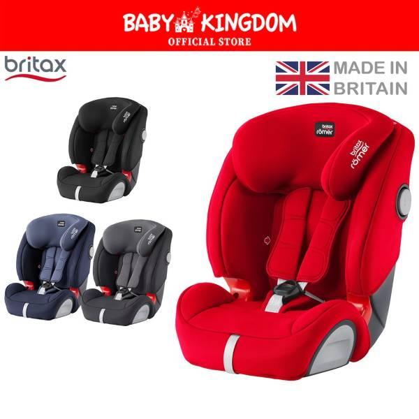 britax evolva 123 SL SICT Car Seat baby car seat singapore red