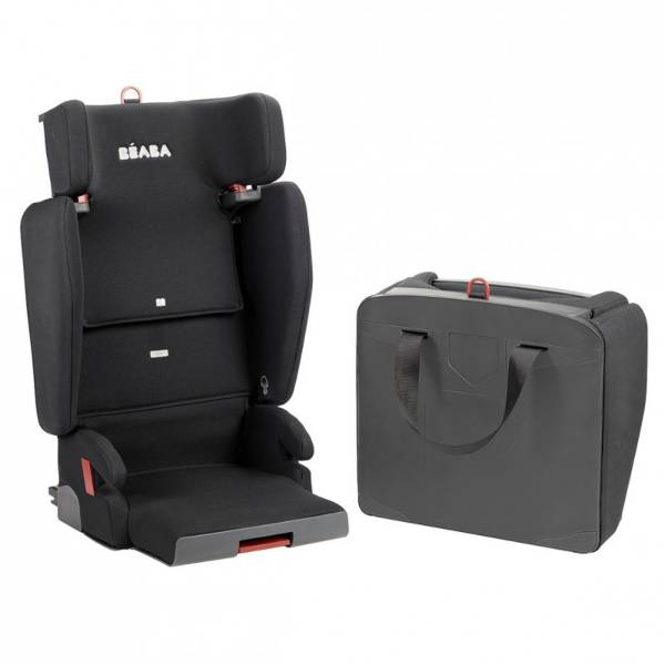 beaba purseat'fix foldable car seat for young children portable travel