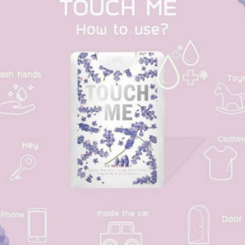 Touch Me Hand Sanitiser