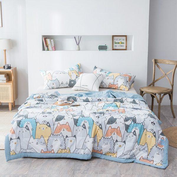 how to improve sleep quality alshone cotton comforter
