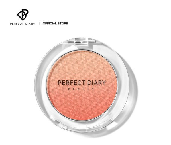 how to apply blush perfect diary dreamlike color ombre