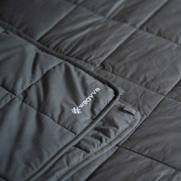 how to improve sleep quality weavve weight blanket