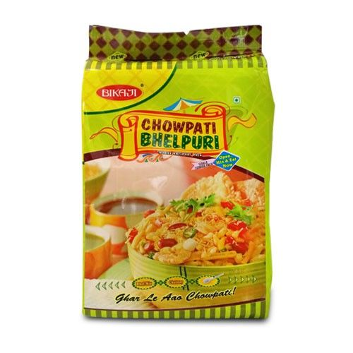 bikaji bhelpuri indian snack