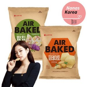 air baked chips